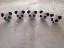 "Motiv ""3D-Panda"